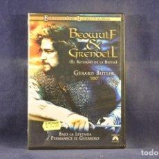 Cine: BEOWULF & GRENDEL - (EL RETORNO DE LA BESTIA) - DVD. Lote 295445103