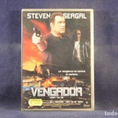 Cine: VENGADOR - DVD. Lote 295445558