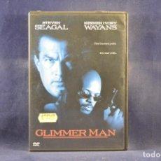 Cine: GLIMMER MAN - DVD. Lote 295445778