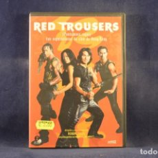 Cine: RED TROUSERS - DVD. Lote 295449758
