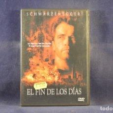 Cine: EL FIN DE LOS DÍAS - DVD. Lote 295450668