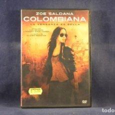 Cine: COLOMBIANA - DVD. Lote 295455288