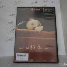 Cine: 13B6/ DVD - MI VIDA SI MI - ISABEL COIXET. Lote 295459658