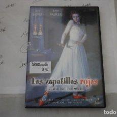 Cine: 13B6/ DVD - LAS ZAPATILLAS ROJAS - MICHAEL POWELL. Lote 295459918