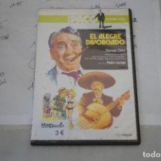 Cine: 13B6/ DVD - EL ALEGRE DIVORCIADO - PACO MARTINEZ SORIA. Lote 295459983