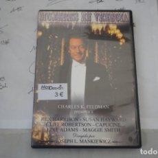 Cine: 13B6/ DVD - MUJERES EN VENECIA - REX HARRISON. Lote 295460078