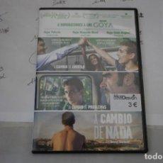 Cine: 13B6/ DVD - A CAMBIO DE NADA - DANIEL GUZMAN. Lote 295460233