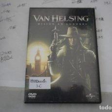 Cine: 13B6/ DVD - VAN HELSING - MISION EN LONDRES. Lote 295460258