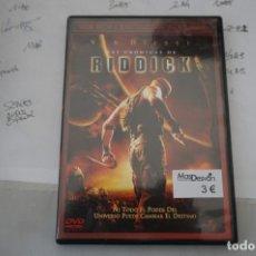 Cine: 13B6/ DVD - LAS CRONICAS DE RIDDICK - VIN DIESEL. Lote 295460338