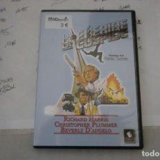 Cine: 13B6/ DVD - LA CUSPIDE - RICHARD HARRIS. Lote 295460428