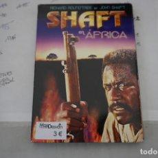 Cine: 13B6/ DVD - SHAFT EN AFRICA - RICHARD ROUNDTREE. Lote 295460853