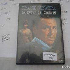 Cine: 13B6/ DVD - LA MUJER DE CEMENTO - FRANK SINATRA. Lote 295461103