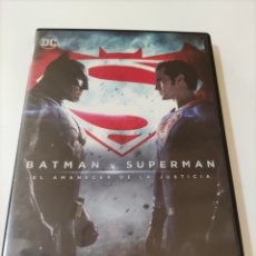 Cine: E2. BATMAN Y SUPERMAN. EL AMANECER DE LA JUSTICIA.. Lote 295464543