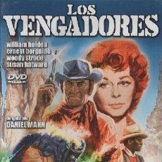Cine: LOS VENGADORES. DVD-8341. Lote 295520028