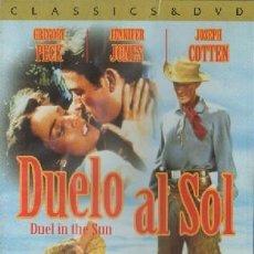 Cine: DUELO AL SOL. DVD-8343 ,2. Lote 295520518
