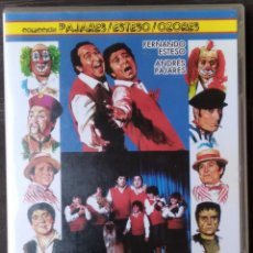 Cine: PADRE NO HAY MAS QUE DOS 1982 DVD MARIANO OZORES FERNANDO ESTESO ANDRES PAJARES. Lote 295520533