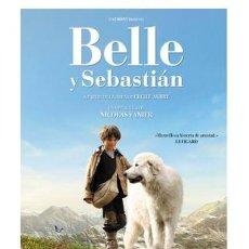 Cine: DVD BELLE Y SEBASTIAN PRECINTADO AQUITIENESLOQUEBUSCA ALMERIA. Lote 295523663