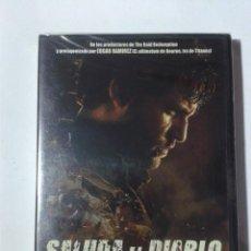 Cine: SALUDA AL DIABLO DE MI PARTE - DVD NUEVO PRECINTADO. Lote 295538533