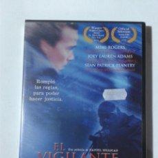 Cine: EL VIGILANTE - A PROMISE KEPT - MIMI ROGERS - DVD NUEVO PRECINTADO. Lote 295538623