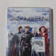 Cine: X-MEN - LA DECISION FINAL - DVD NUEVO PRECINTADO. Lote 295539253
