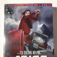 Cine: PACK - ARISE - GHOST IN THE SHELL - THE SPECIAL FILMS - EN 4 DVD - NUEVO PRECINTADO. Lote 295539758