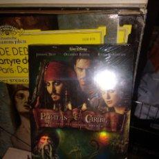 Cine: PIRATAS DEL CARIBE PRECINTADA. Lote 295549998
