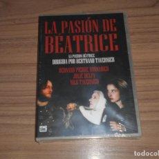 Cine: LA PASION DE BEATRICE DVD NUEVA PRECINTADA. Lote 295625538