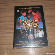 Cine: DOUBLE DRAGON DVD NUEVA PRECINTADA. Lote 295625663