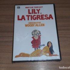 Cine: LILY LA TIGRESA DVD DE WOODY ALLEN NUEVA PRECINTADA. Lote 295626008