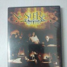 Cine: NOSFERATU/THE ORIGINAL VERSION/DVD TERROR PRECINTADO.. Lote 295722958