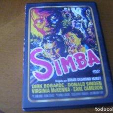 Cine: SIMBA - DIRK BOGARDE -. Lote 295730453