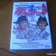 Cine: WATERLOO - ORSON WELLES- PRECINTADA. Lote 295731093