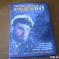 Cine: COMANDANTE PRIEN U47- - PRECINTADA. Lote 295732143