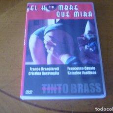 Cine: EL HOMBRE QUE MIRA / TINTO BRASS. Lote 295732278