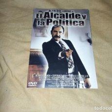 Cine: PELÍCULA DVD EL ALCALDE Y LA POLÍTICA. Lote 295732318