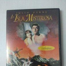 Cine: LA ISLA MISTERIOSA/DVD.. Lote 295771128