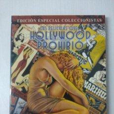 Cine: ESCLAVAS DEL PLACER-LOS DIABLOS DE LA COCAINA-CAZADORES DE EMOCIONES-EL CIGARRO DE LA LOCURA/2 DVD.. Lote 295774478