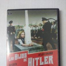 Cine: LOS HIJOS DE HITLER/DVD.. Lote 295774643