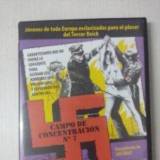 Cine: CAMPO DE CONCENTRACION Nº 7/DVD.. Lote 295774738