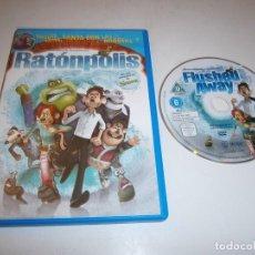 Cine: RATONPOLIS DVD. Lote 295880773