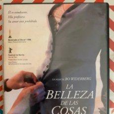 Cine: LA BELLEZA DE LAS COSAS( BO WIDERBERG,1995). Lote 295880803