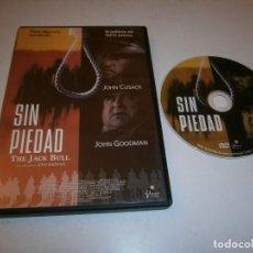 Cine: SIN PIEDAD DVD JOHN CUSACK JOHN GOODMAN. Lote 295880848