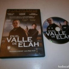 Cine: EN EL VALLE DE ELAH DVD TOMMY LEE JONES CHARLIZE THERON SUSAN SARANDON. Lote 295880858