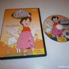 Cine: HEIDI LA PELICULA DVD. Lote 295880958