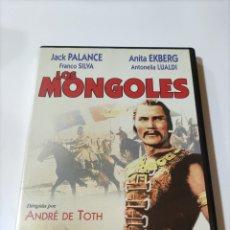 Cine: E1. LOS MONGOLES. SIEMPRE EL MEJOR PRECIO. Lote 295881168