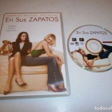 Cine: EN SUS ZAPATOS DVD CAMERON DIAZ TOM COLETTE SHIRLEY MACLAINE. Lote 295881238