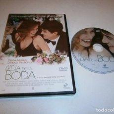 Cine: EL DIA DE LA BODA DVD DEBRA MESSING DERMOT MULRONEY. Lote 295881273