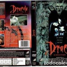 Cine: DRÁCULA DE BRAM STOKER. - DVD. FRANCIS FORD COPPOLA. EEUU. 1992. TERROR. FANTÁSTICO. DRAMA.. Lote 297014403