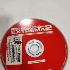 Cine: SD608 PERSECUCIÓN EXTREMA 2 SOLO DISCO DVD. Lote 297045313