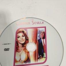 Cine: SD615 ENSEÑAR A UN SINVERGÜENZA SOLO DISCO DVD. Lote 297045843
